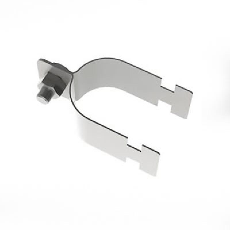 Abraçadeira Tipo U 4 Polegadas para Comprar Jaraguá do Sul - Abraçadeira Tipo U 100mm